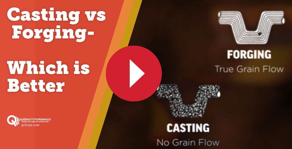 Casting vs. Forging: Which is Better?