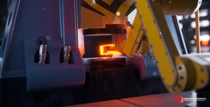 Forged Aluminum
